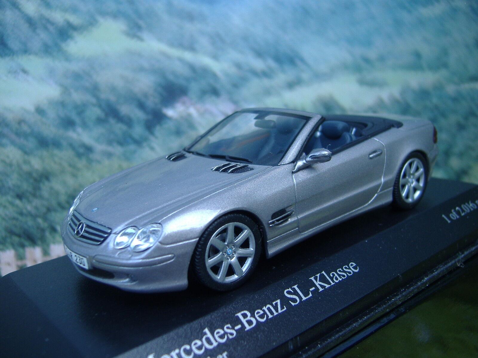 1 43   Minichamps  Mercedes-Benz SL Klasse