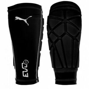 PUMA-EVO360-Protect-Shin-Guard-Sleeves-Soccer-Football-Kids-Shinguards-S-M-New