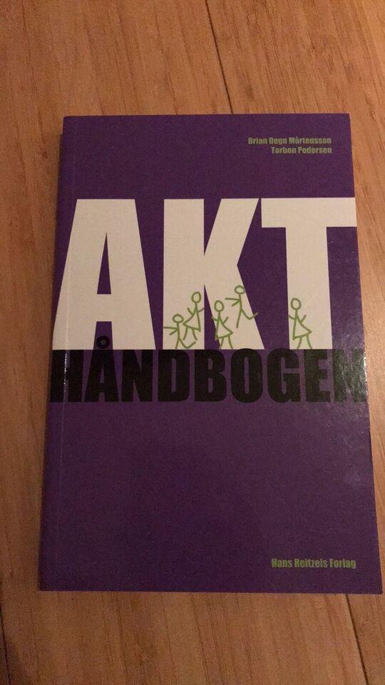 Akt håndbogen, -