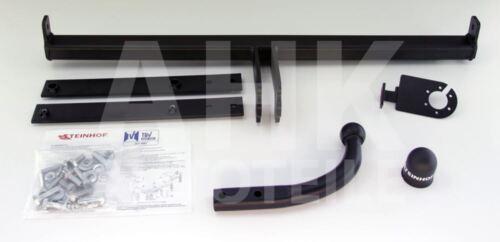 AHK Kpl. Für Ford Fiesta 08-12 Anhängerkupplung starr+ES 13pol spez