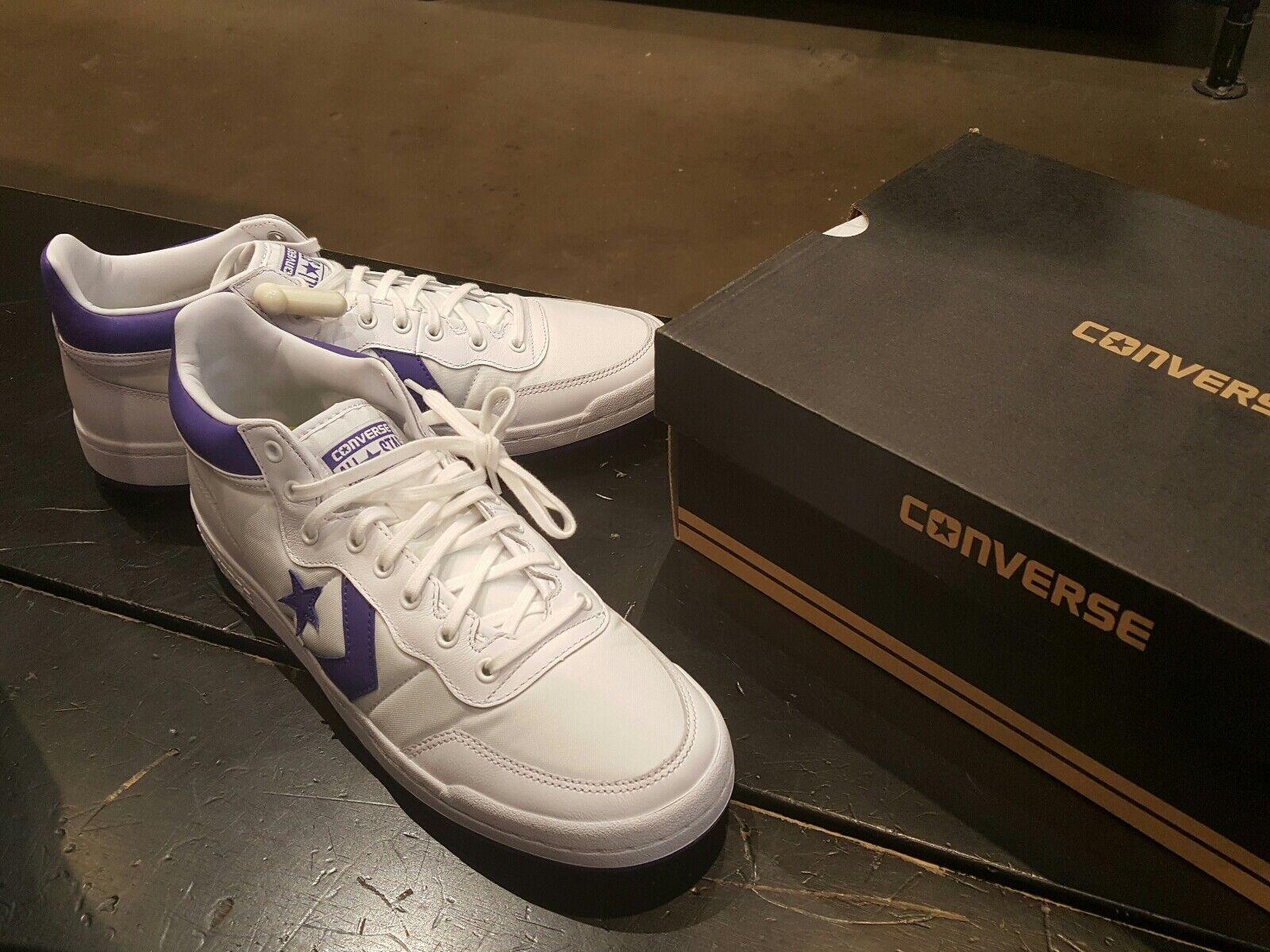 Converse Mid Purple Size Men Fastbreak 83 10 White r1wrzF