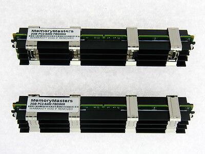 4GB (2X2GB) DDR2 6400 800MHz MEMORY FOR APPLE MAC PRO MB193GA