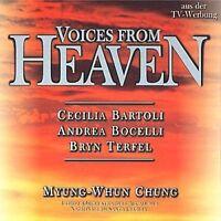 Voices from Heaven (1998) Cecilia Bartoli, Andrea Bocelli, Bryn Terfel, M.. [CD]