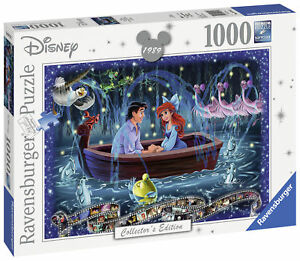19745-Ravensburger-Jigsaw-Puzzle-Disney-Collectors-Edition-Little-Mermaid-1000Pc