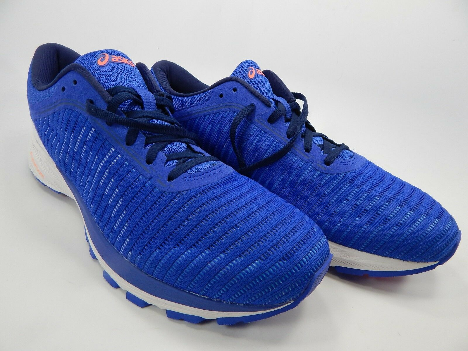 Asics Dynaflyte 2 Size 10 M (B) Women's Running Shoes White Blue T7D5N