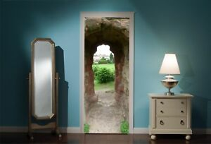 Door-Mural-Harry-Potter-Castle-Hogwarts-View-Wall-Stickers-Decal-Wallpaper-38