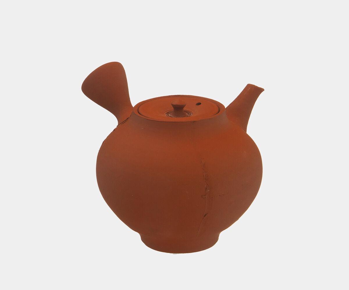 Tokoneme Pottery TAISUKE Shiraiwa japonais Kyusu tea pot 250cc céramique net