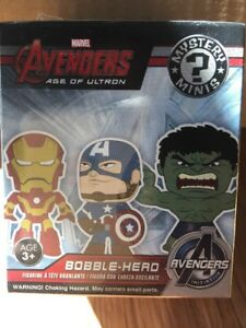 SEALED HT Exclusive Funko MARVEL AVENGERS age of ultron mystery mini blind box