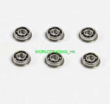 SHS 8mm Steel Oil-retaining Bearing Ball Bushing For AEG Airsoft Gearbox