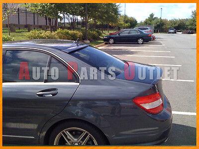 Mercedes Benz W204 C-class 4DR C250 C300 C350 DR Type Trunk Spoiler *NEW*