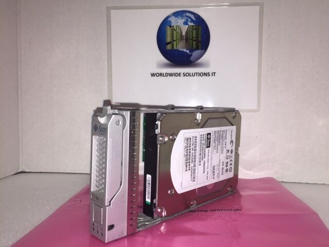 SUN ORACLE 540-7156 300GB 15K FC-AL HARD DRIVE TESTED