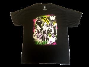 NEU-WWE-Wrestling-Legends-T-Shirt-Macho-Mann-Rick-Flair-Gotteskrieger-Austin-WWF