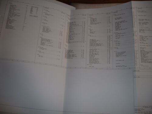1996 Ford Truck F700 F800 B800 FT 900 Electrical Wiring Diagram Schematic Manual