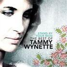 Stand by Your Man: The Best of Tammy Wynette by Tammy Wynette (CD, Apr-2008, Sony BMG)