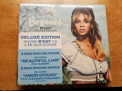 B'day [Deluxe Edition] by Beyoncé (CD, Apr-2007, 2 Discs ...
