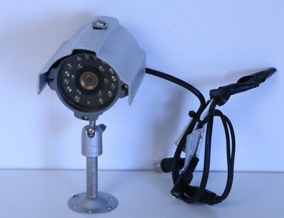 Silver Speco Technologies CVC-627 Miniature Bullet Surveillance Camera