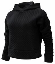 New Balance Women's NB Heat Loft Hoodie Black