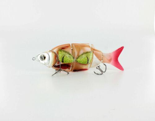 IZUMI Shad Alive 105 Schwimmend schnell sinkend... langsam sinkend