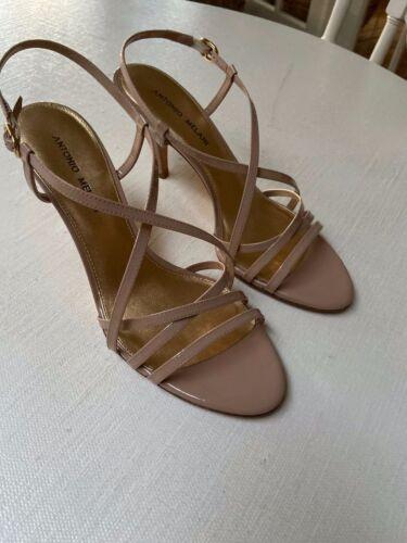 Antonio Melani Strappy Sandal Size 9.5