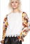 MSGM-Floral-Balloon-Puff-Sleeves-White-Lace-Top-UK-16 miniatuur 2