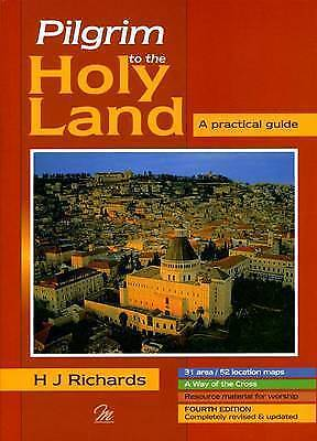 1 of 1 - Pilgrim to the Holy Land, Richards, Hubert J., Good Book