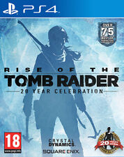 Rise Of The Tomb Raider - 20 Year Celebration PS4 PLAYSTATION 4 1017886