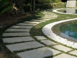 Pavimento Esterno Per Giardino.Dettagli Su Viottolo Per Giardino Pavimento Per Giardino Passarella Pavimento Esterno