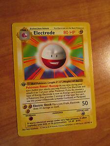 electrode pokemon card - photo #28