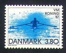 Denmark 1987 Rowing/Sports/Games/Boats 1v (n34536)