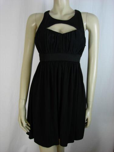 Topshop Sleeveless Black Dress Sizes 8 10 14 16