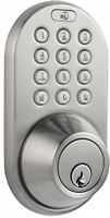 Electronic Entry Touchpad, Keyless Deadbolt Door Lock Security Home Gate on Sale
