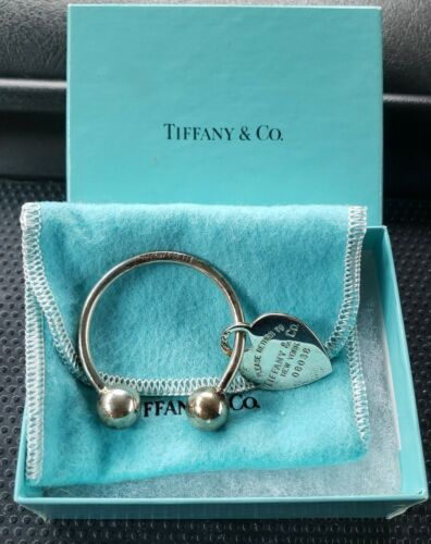 Tiffany & Co Return To Tiffany Keyholder