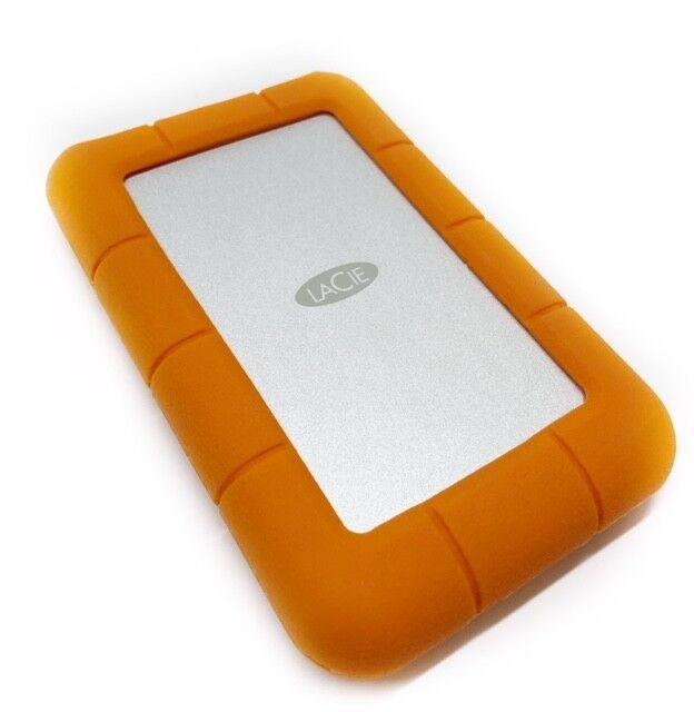 Lacie Rugged Mini 1tb Portable External Hard Drive Lac301558 Usb 3 0 Z5