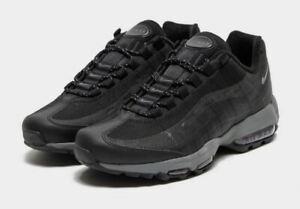 Nike-AIR-MAX-95-Ultra-se-034-NERO-034-Uomo-Scarpe-da-ginnastica-LIMITED-STOCK-Tutte-le-Taglie