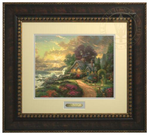 Thomas Kinkade New Day Dawning Prestige Home Collection