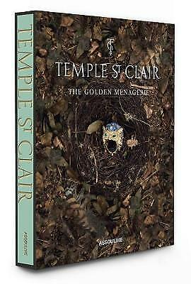 The Golden Menagerie (Legends), Temple St. Clair, New