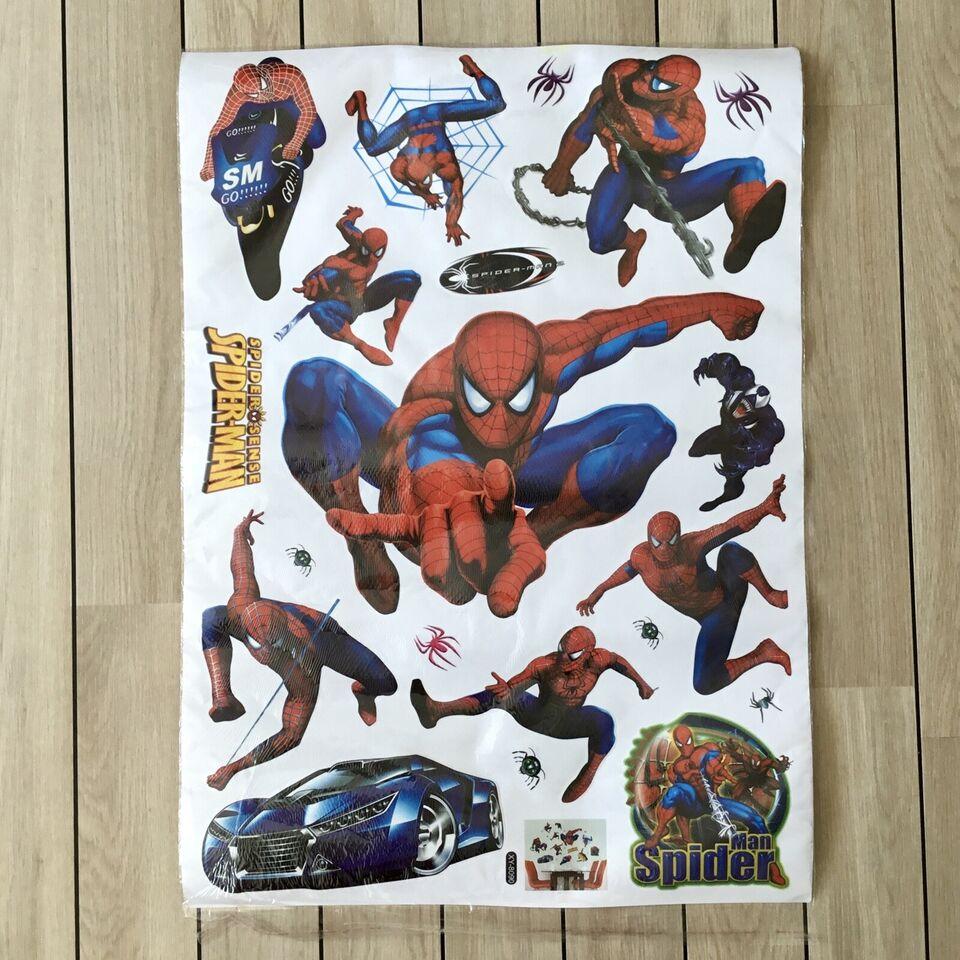 Wallstickers med Spiderman wallstickers , Spiderman