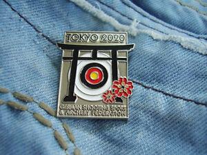 Pin-Olympia-Olympiade-Tokyo-2020-Bogenschiessen-Archery-Federation-Germany-Japan2