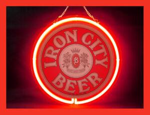 Erdinger German Beer Hub Bar Display Advertising Neon Sign