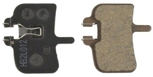 9 G2 MX1 Hayes Disc Brake Pads Semi-Metallic High Performance HFX Mag