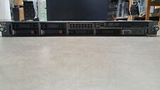 HP PROLIANT DL360 G5 SERVER x2 QUAD CORE 3.00GHz 8GB RAM 2 x 146GB DVD-ROM P400i
