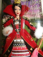 Barbie Queen of Hearts Doll Alice in Wonderland Silver Label 2007