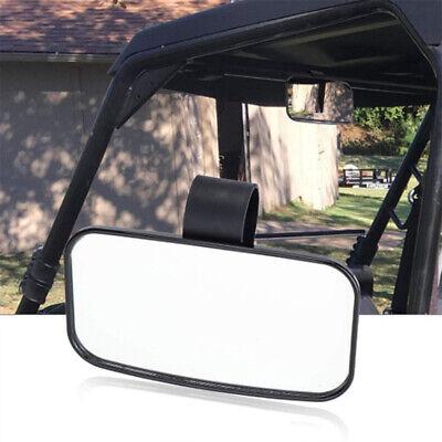 "2Pcs UTV ATV Rear View Mirror Side Mirrors Set 1.75/"" 2/"" Roll Bar For Polaris RZR"
