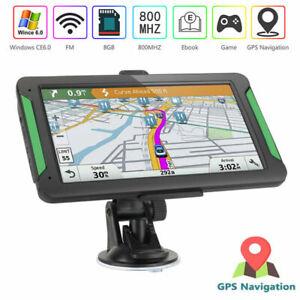 2019-7-Inch-Truck-Car-GPS-Navigation-System-8GB-LGV-SAT-NAV-Free-UK-EU-Map