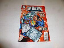 JLA Comic - No 2 - Date 02/1997 - DC Comic