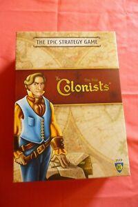 The Colonists - Juego de mesa en Ingles,como nuevo.