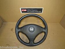 JDM Honda Accord Euro R CL1 CF4 OEM Momo Leather Steering Wheel, H22A Type S