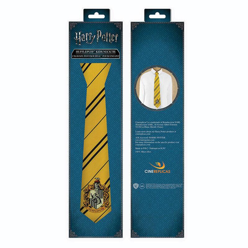 Harry Potter Hufflepuff Kids Necktie