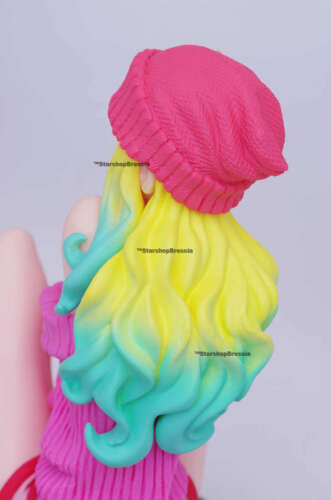 Groovy Baby Shot 5 Rebecca Rossellini Pink Pvc Figure Banpresto LUPIN III