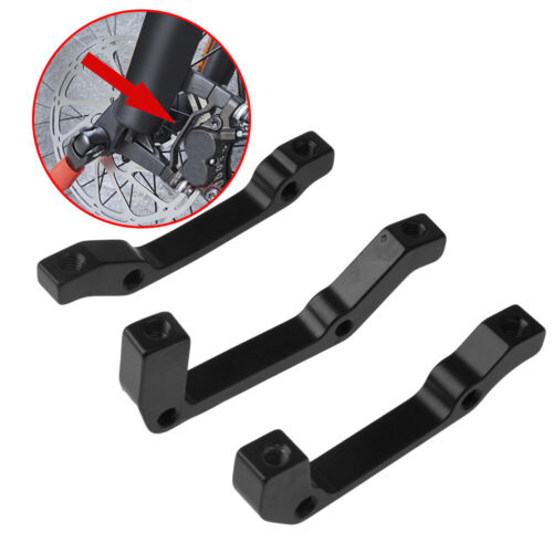 Bike Disc Brake Caliper Mount Adapter IS//Post For Hayes Avid MTB Front Rear